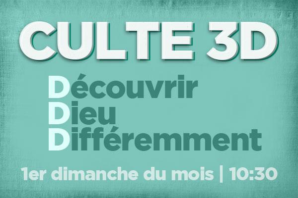 Culte 3D