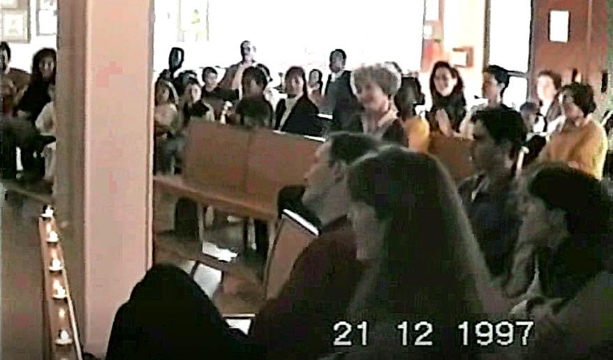 Culte Noël 1997