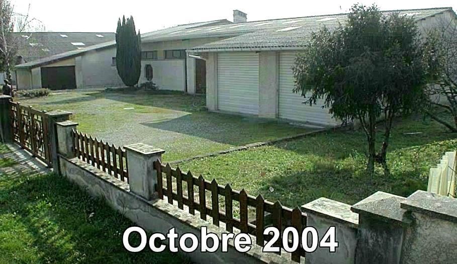 Locaux octobre 2004